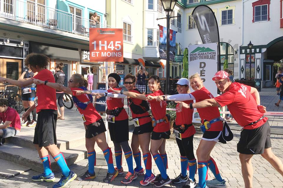 Demi-Marathon Mont-Tremblant