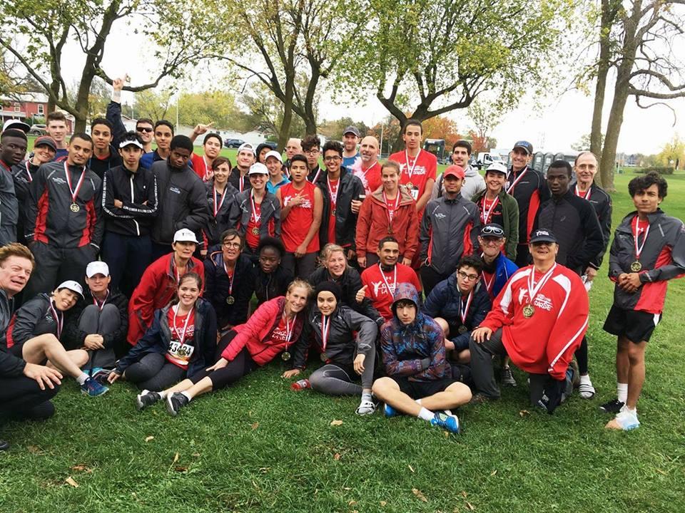 Des Nouveaux Marathoniens Et Marathoniennes à Chambly